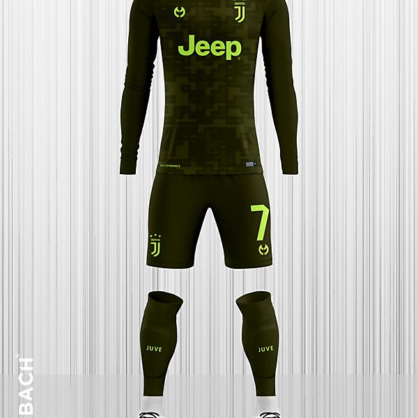 Juventus 2019/2020 Third Kit Concept