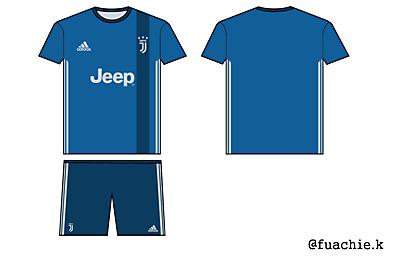 Juventus 2019/20 3rd kit concept