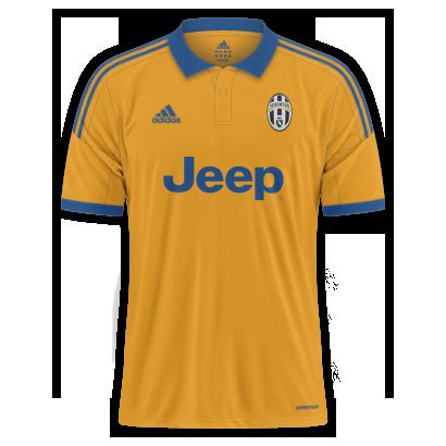 Juventus Adidas Away Europe