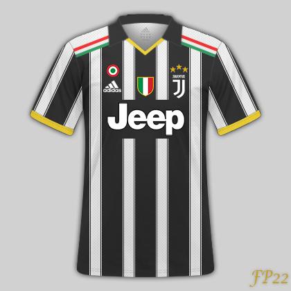 Juventus Adidas | Home Kit