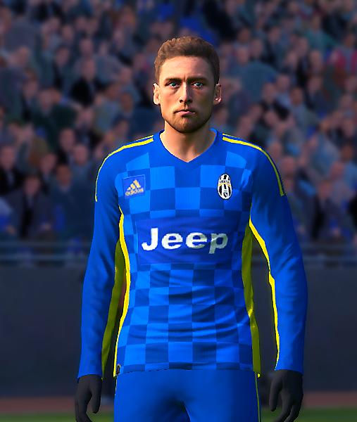 Juventus Adidas Away Kit