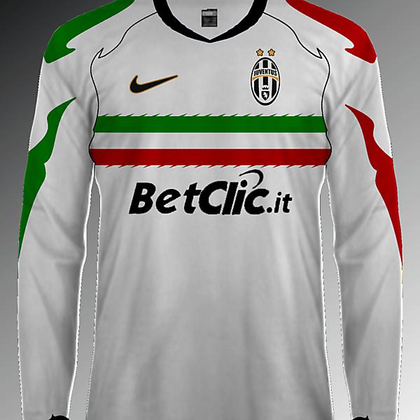 F.C. Juventus Away 2010/2011