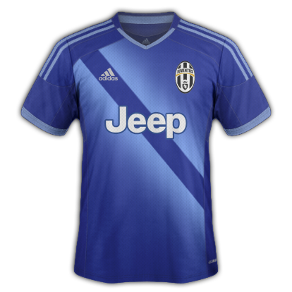 Juventus Away Kit 2015/16 Designs