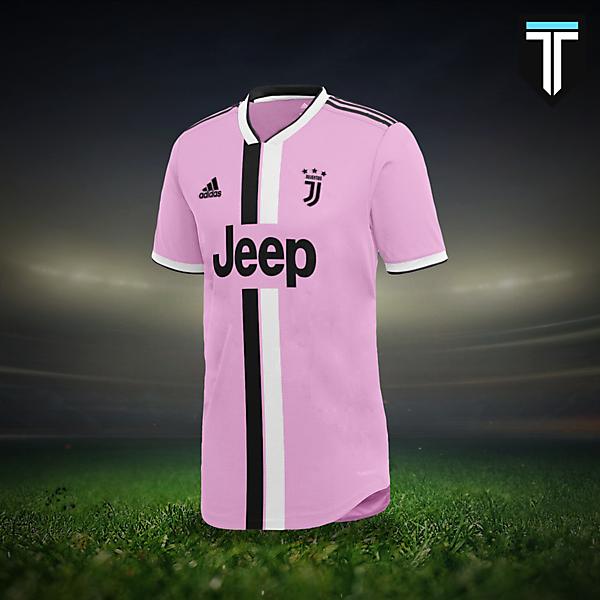 Juventus Away Kit Concept
