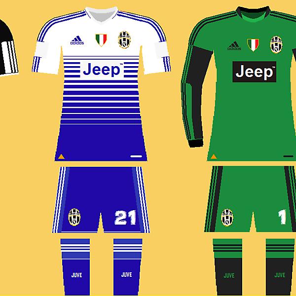 Juventus concept kit