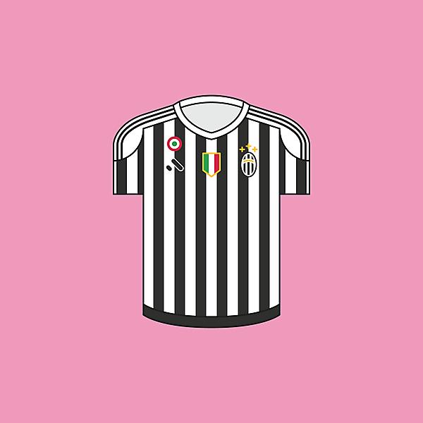 Juventus FC - Home / Minimalist