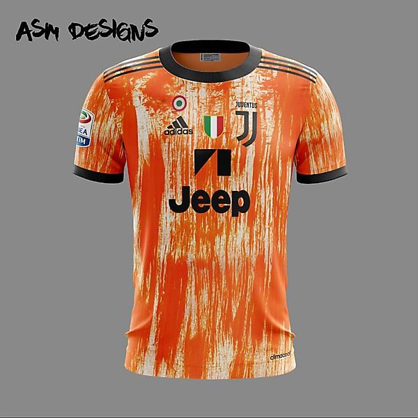 Juventus F.C. Adidas 2018 Away Kit