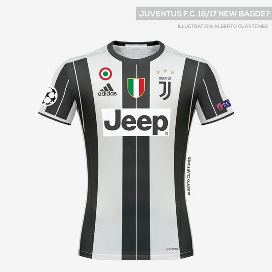 Juventus F.C. New Badge?