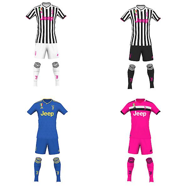 Juventus full GDB 19/20