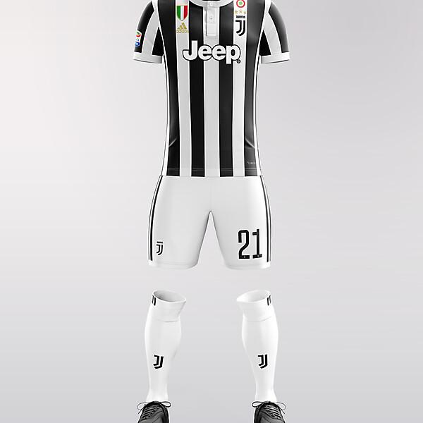 Juventus home kit 2018