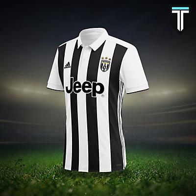 Juventus - Home Kit Concept