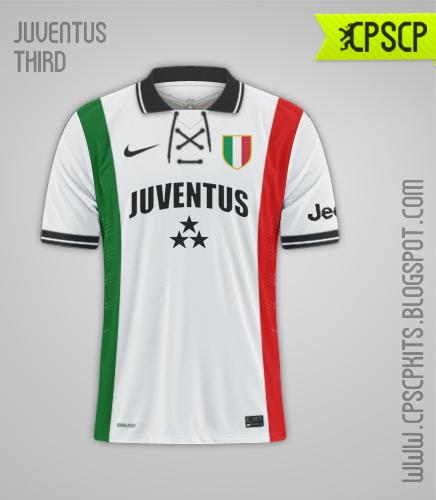 Juventus Third