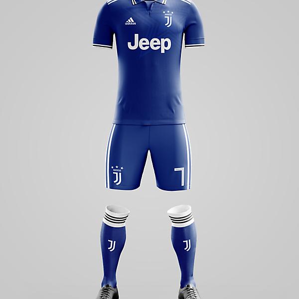 Juventus x Adidas - Away Kit