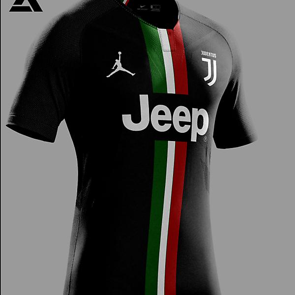 Juventus X Jordan Concept
