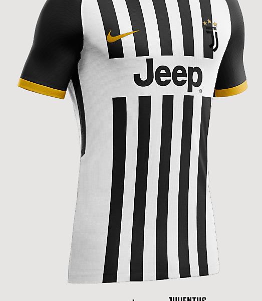 Juventus x Nike