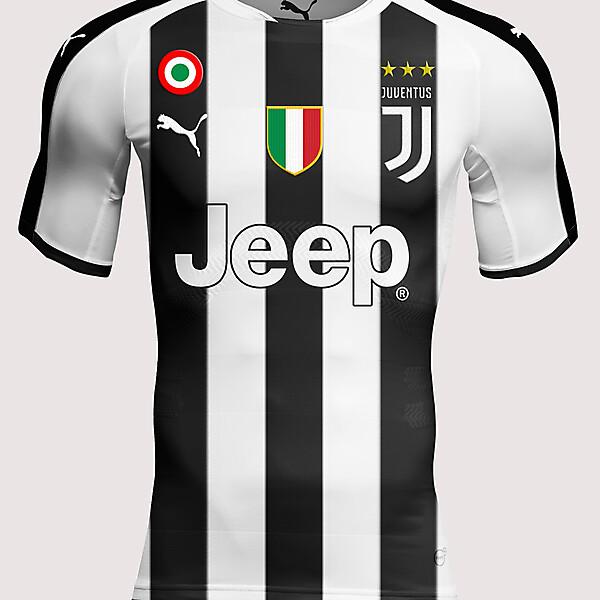 Juventus x Puma design
