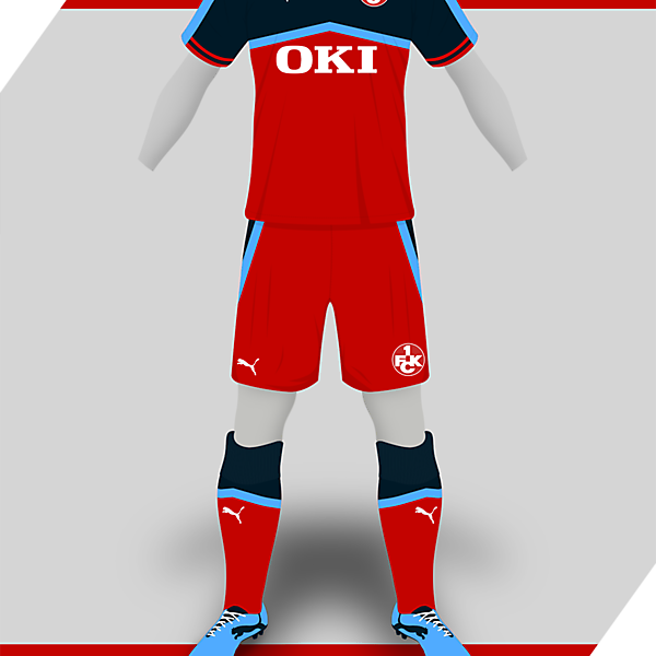 Kaiserslautern Puma - Inspired by '89/'90 kit