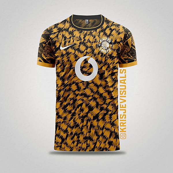 Kaizer Chiefs x Nike