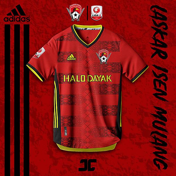 Kalteng Putra X Adidas X Liga 2 Indonesia