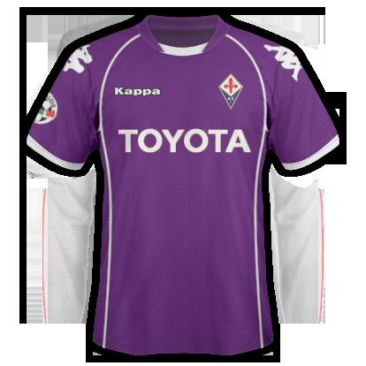 ACF Fiorentina shirt