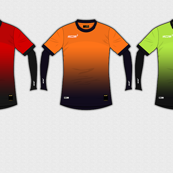 Kazzam Hydra 14 GK Jersey