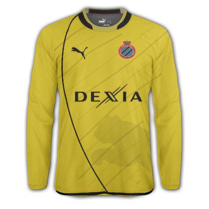 Goalkeeper Club Brugge Puma