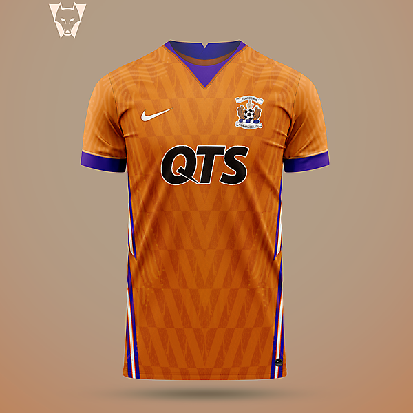 Kilmarnock - third shirt