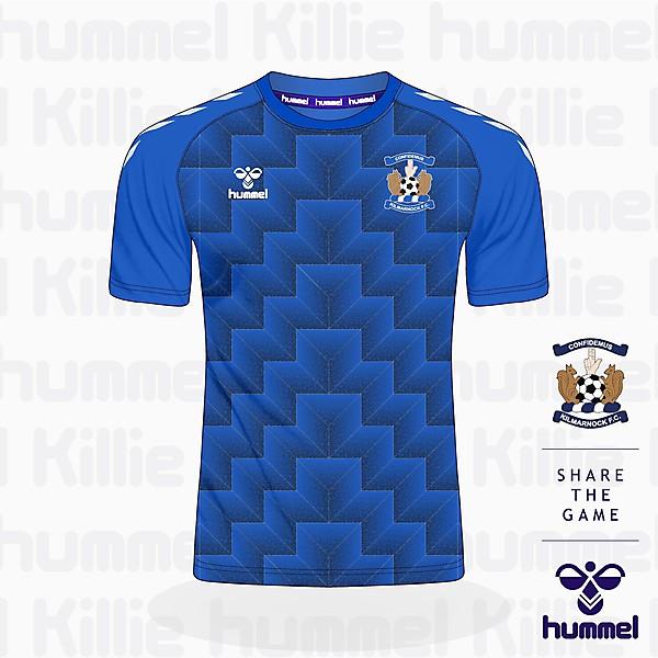 Kilmarnock FC | hummel | Warm-Up Tee