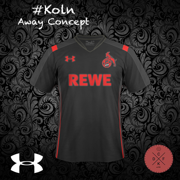 Koln Away Under Armor Concept