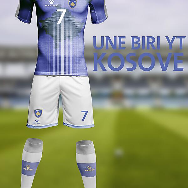 KOSOVO KIT CONCPET