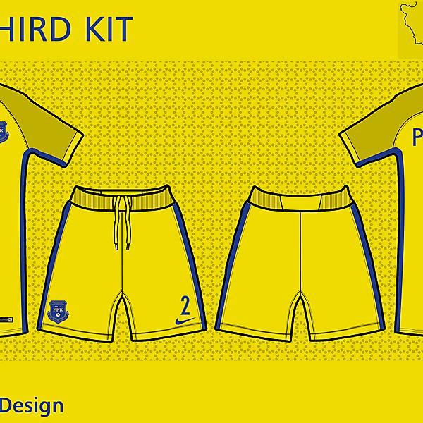 Kosovo x Nike - 3RD
