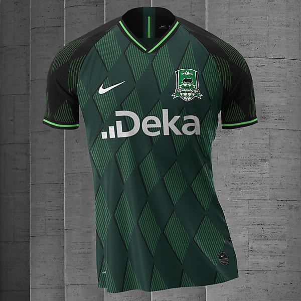 Krasnodar FC - Home Kit