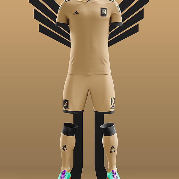 LAFC - Away kit