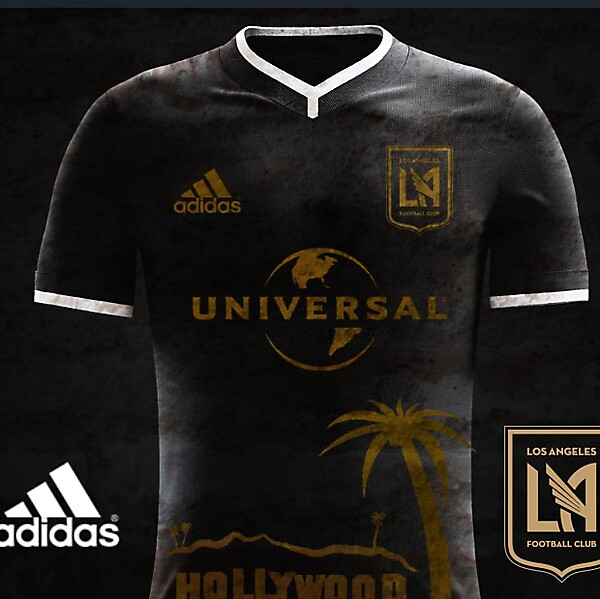 LAFC Home kit
