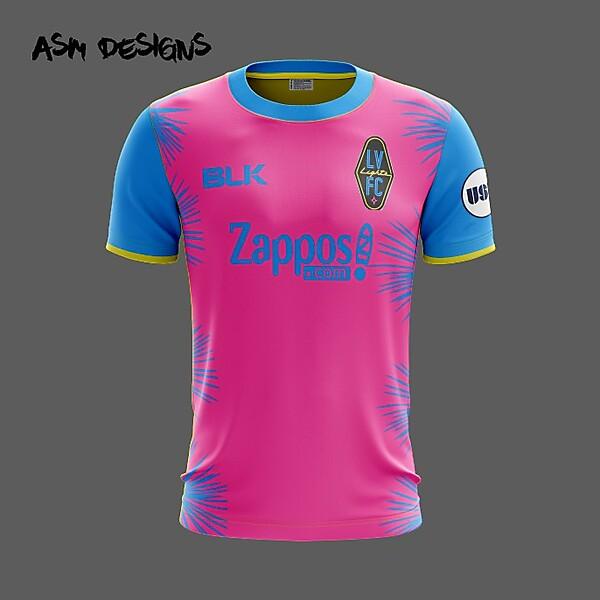 Las Vegas Lights FC 2019 Alternate Kit