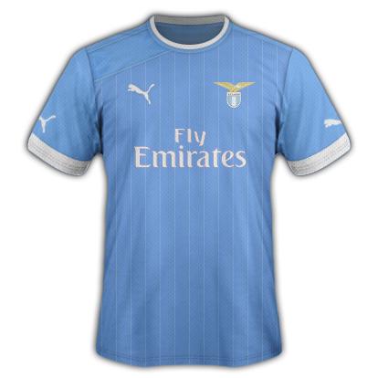 Lazio Fantasy Kits with Puma
