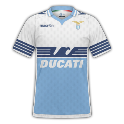 Lazio Third