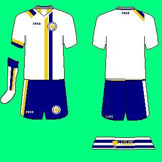 Leicester City 2010 away design