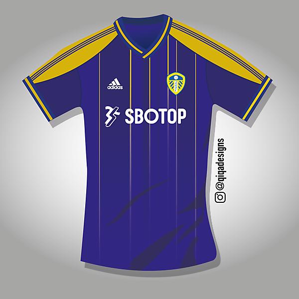 Leeds United - Adidas Away Kit Concept