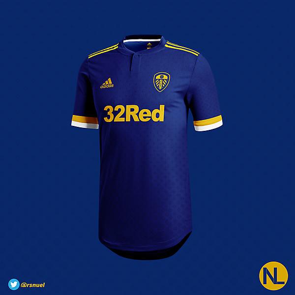 Leeds United - Away Kit 2020/21