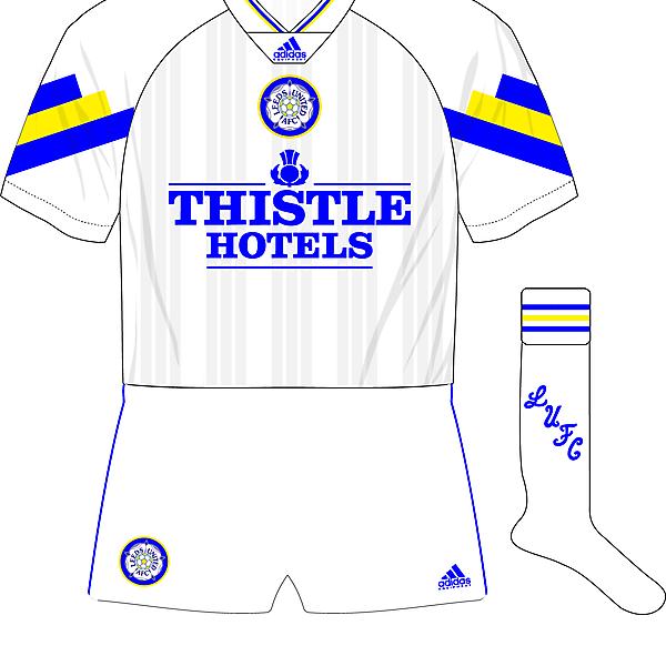 Leeds United 1992-93 adidas