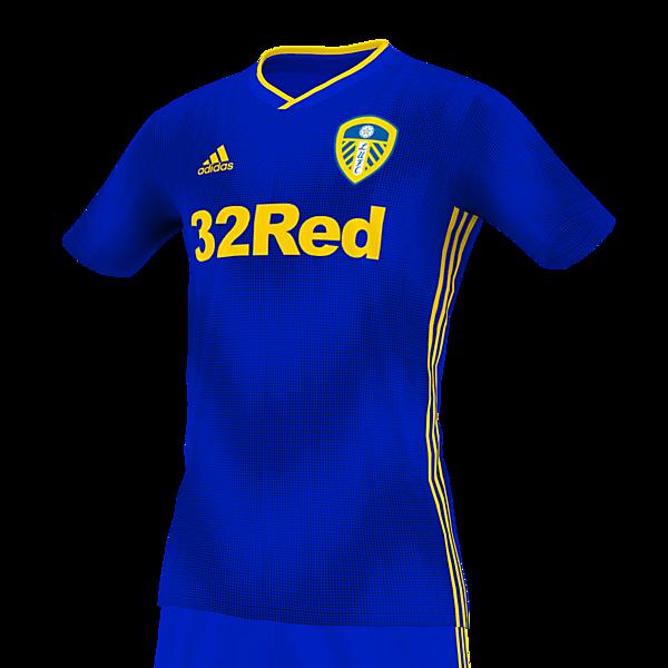 Leeds United 20 away x Adidas