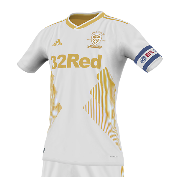 Leeds United 20 home x Adidas