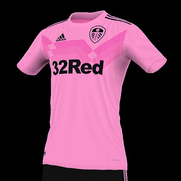 Leeds United 20 third x Adidas