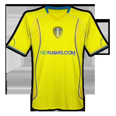 Leeds United Away Kit