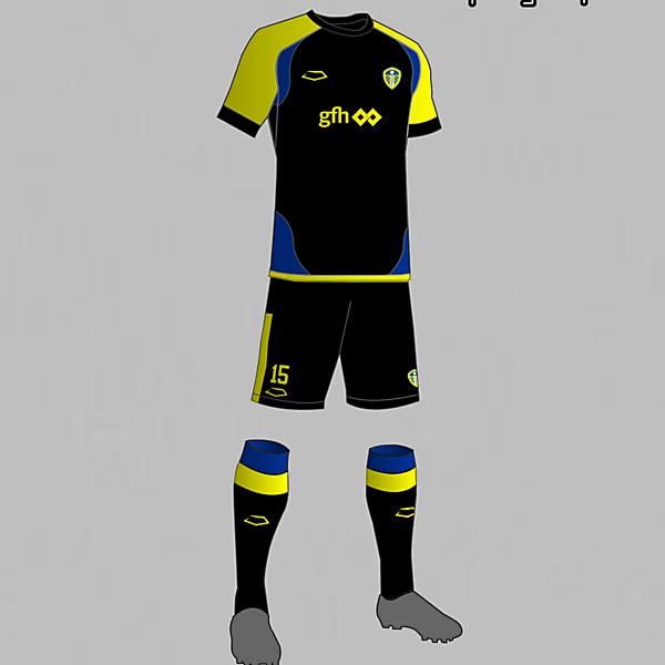 Leeds United (England) Third 2016