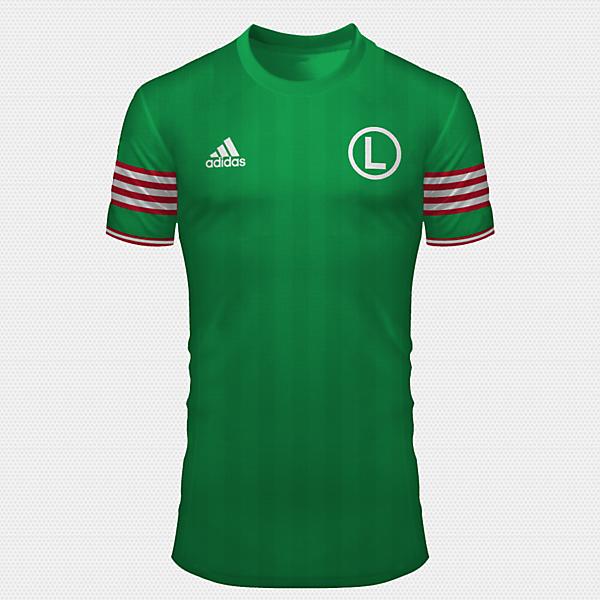 Legia Warszawa 15-16 Away