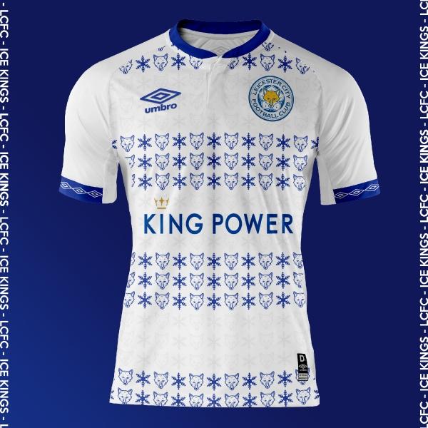Leicester City FC x Umbro - Away Kit