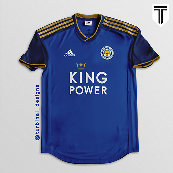 Leicester City Home Concept Kit
