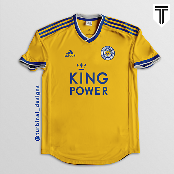 Leicester City Third Concept Kit